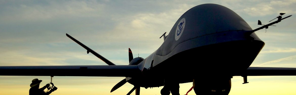 Drones, Surveillance and War